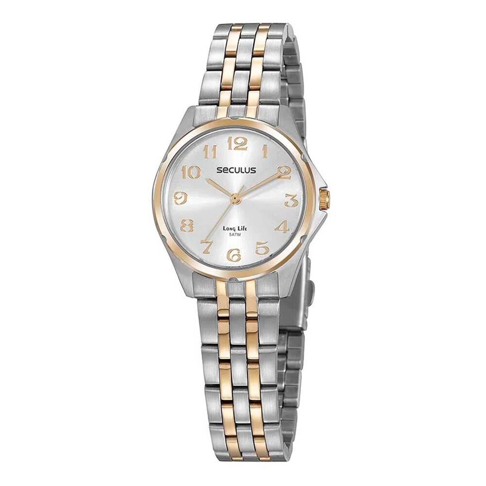 Relógio de Pulso Seculus Feminino 20866L
