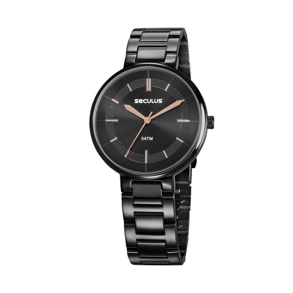 Relógio de Pulso Seculus Feminino 23634L