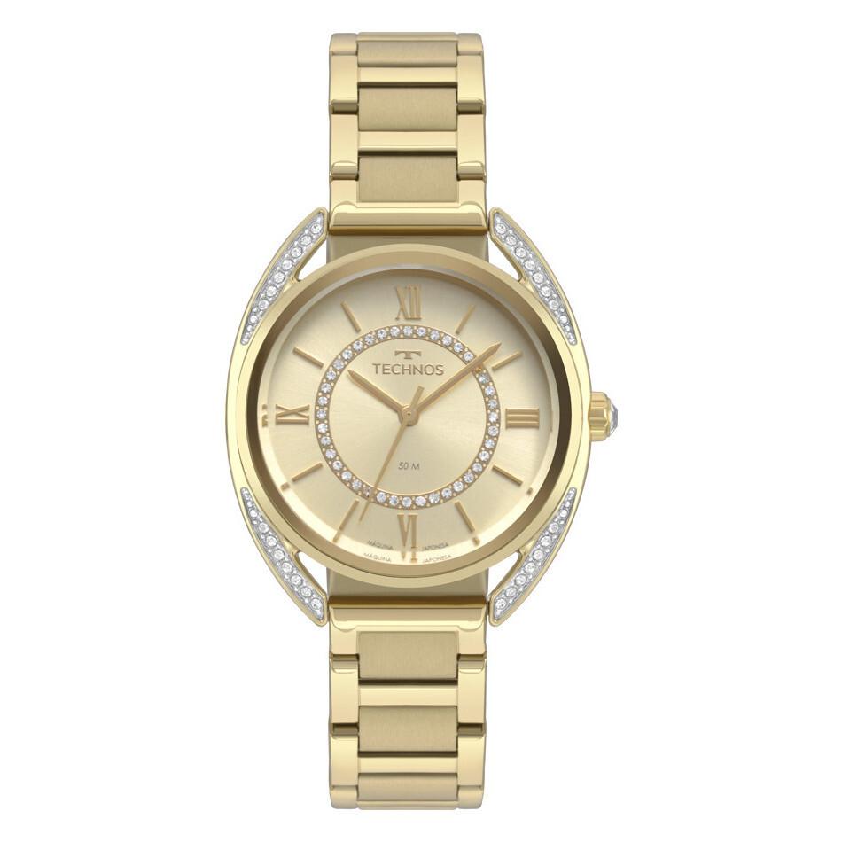 Relógio de Pulso Technos Elegance Feminino 2035MR