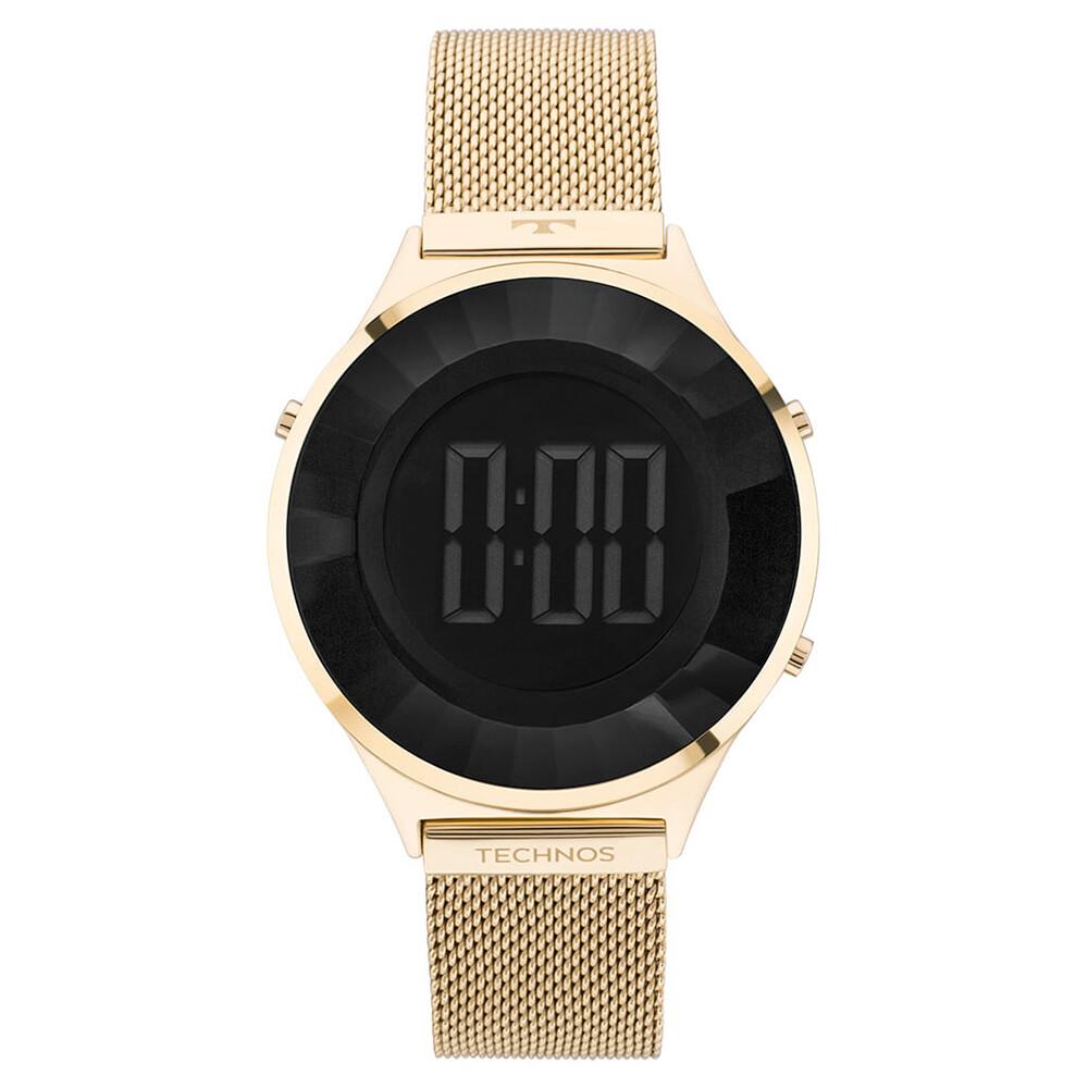 Relógio de Pulso Technos Feminino Elegance Crystal BJ3851A