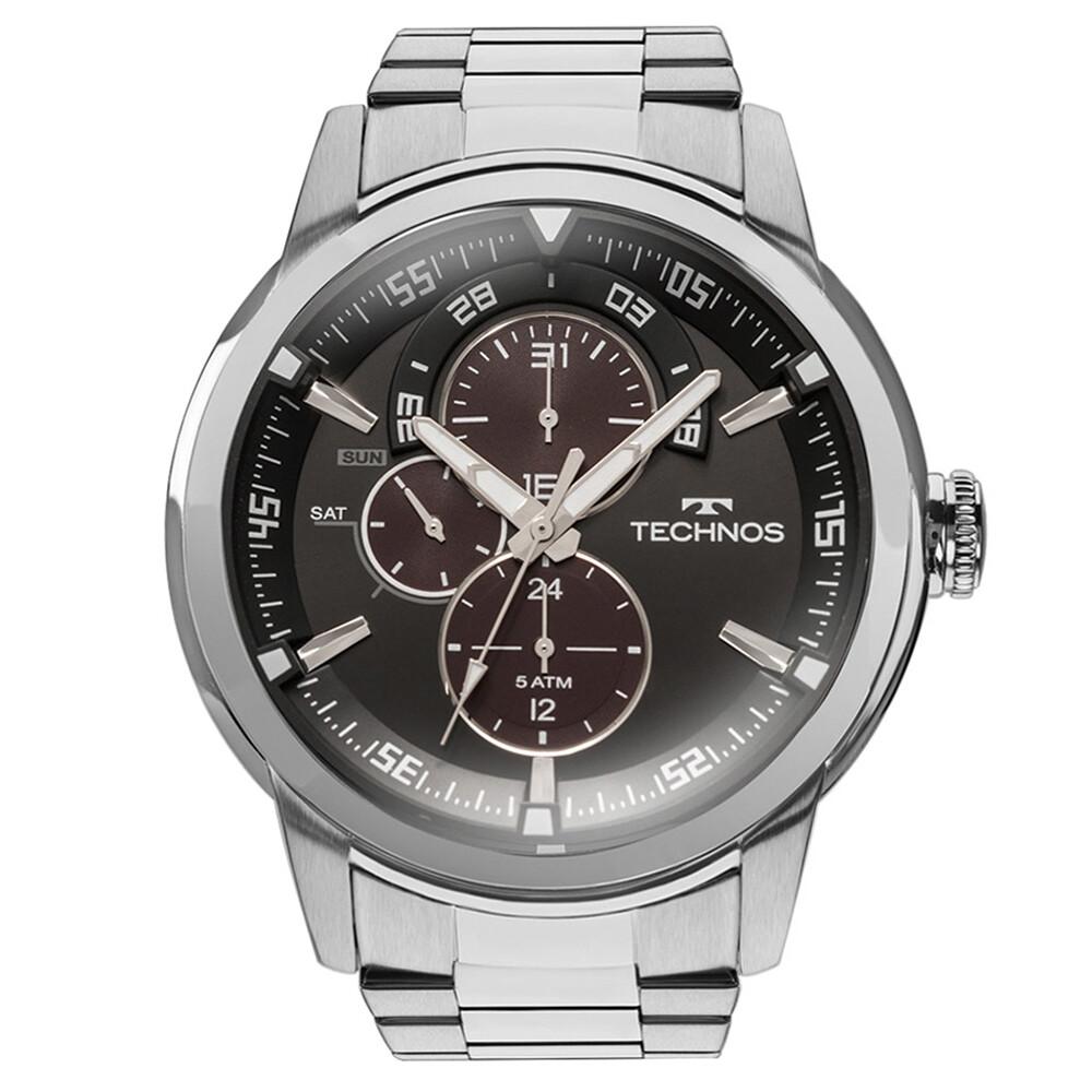 Relógio de Pulso Technos Grandtech Masculino 6P57A