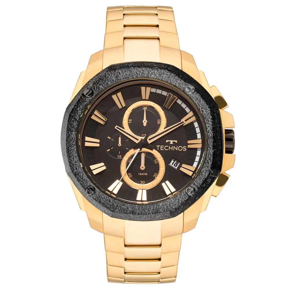 Relógio de Pulso Technos Legacy Masculino JS16AB