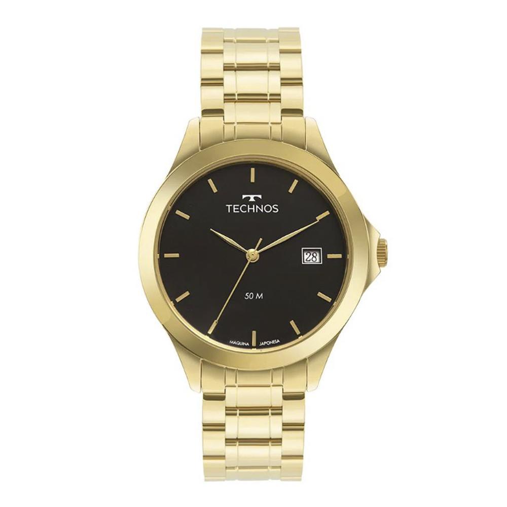 Relógio de Pulso Technos Masculino 1S13BWTDY
