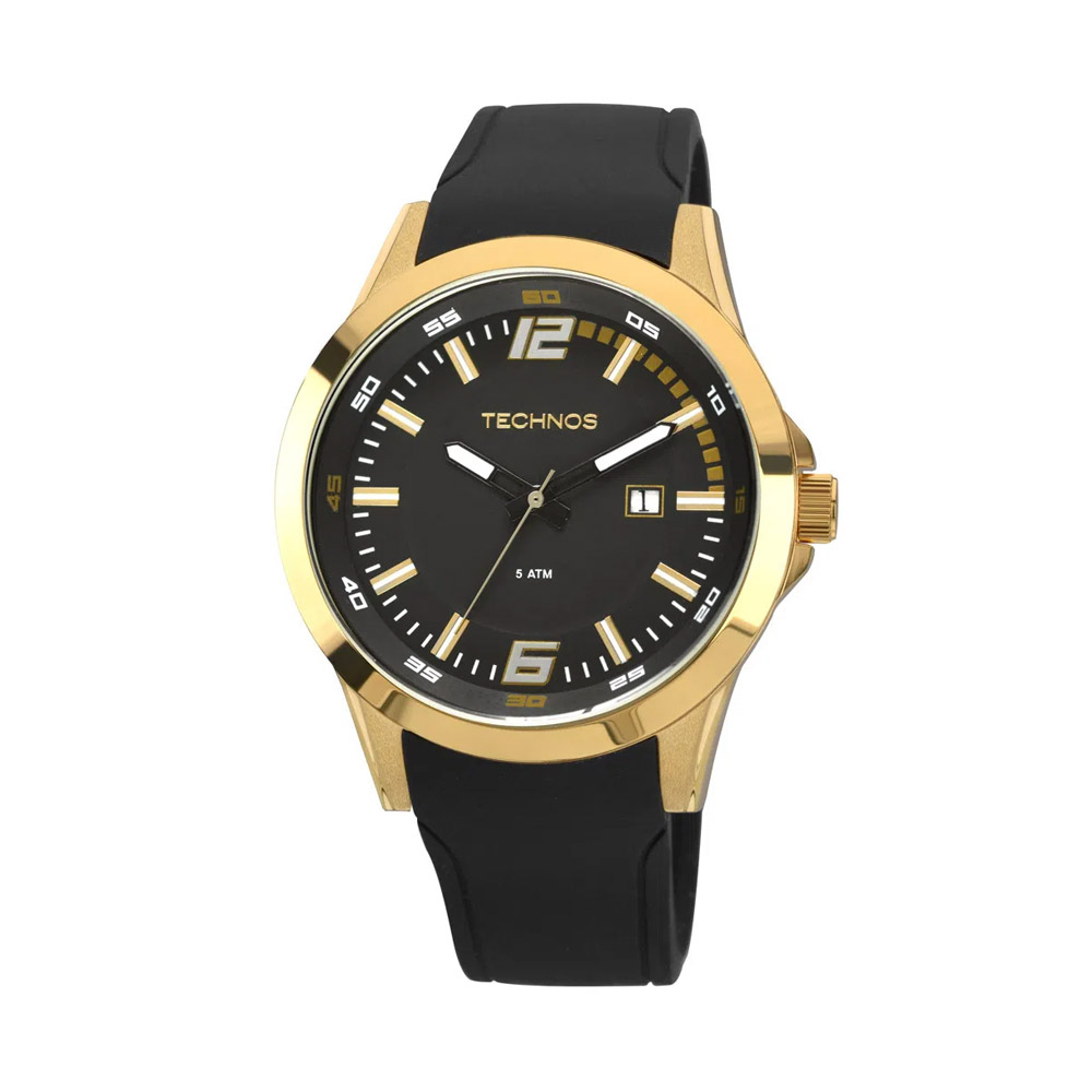 Relógio de Pulso Technos Masculino 2115KP