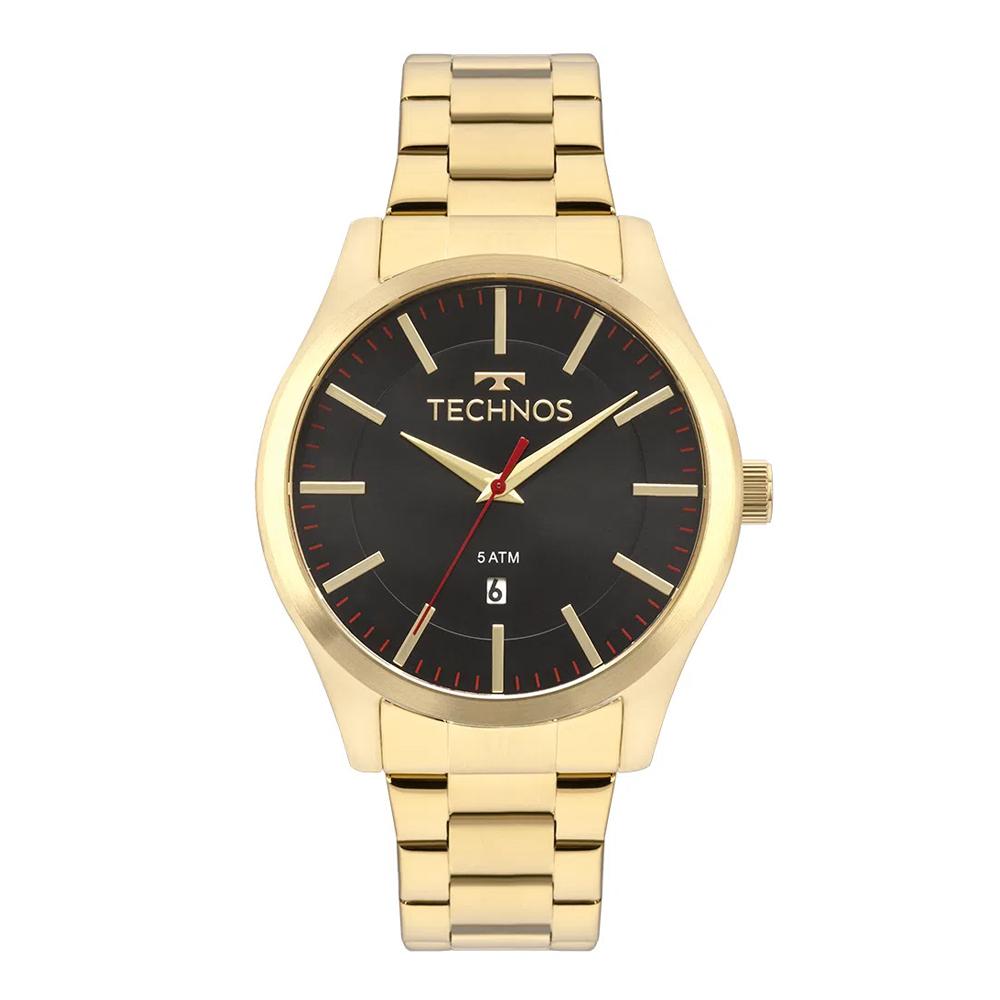 Relógio de Pulso Technos Masculino 2115MMKS