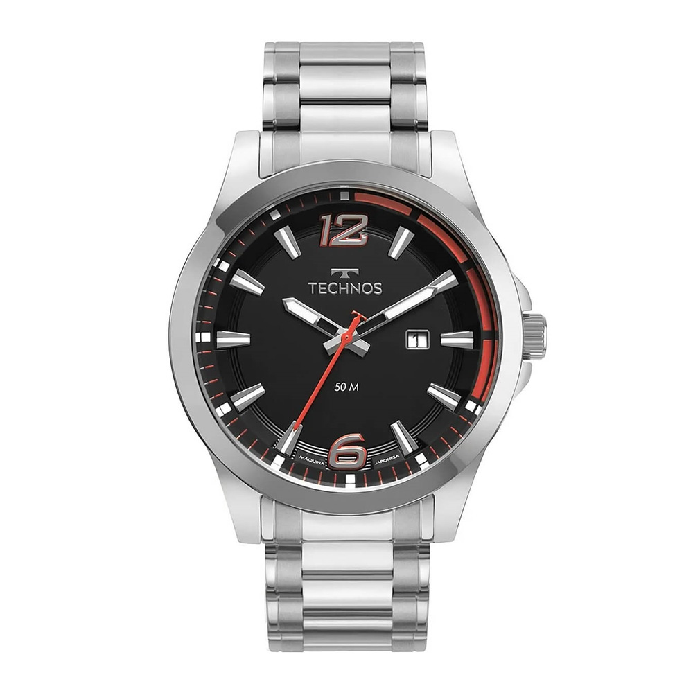 Relógio de Pulso Technos Masculino 2117LDG