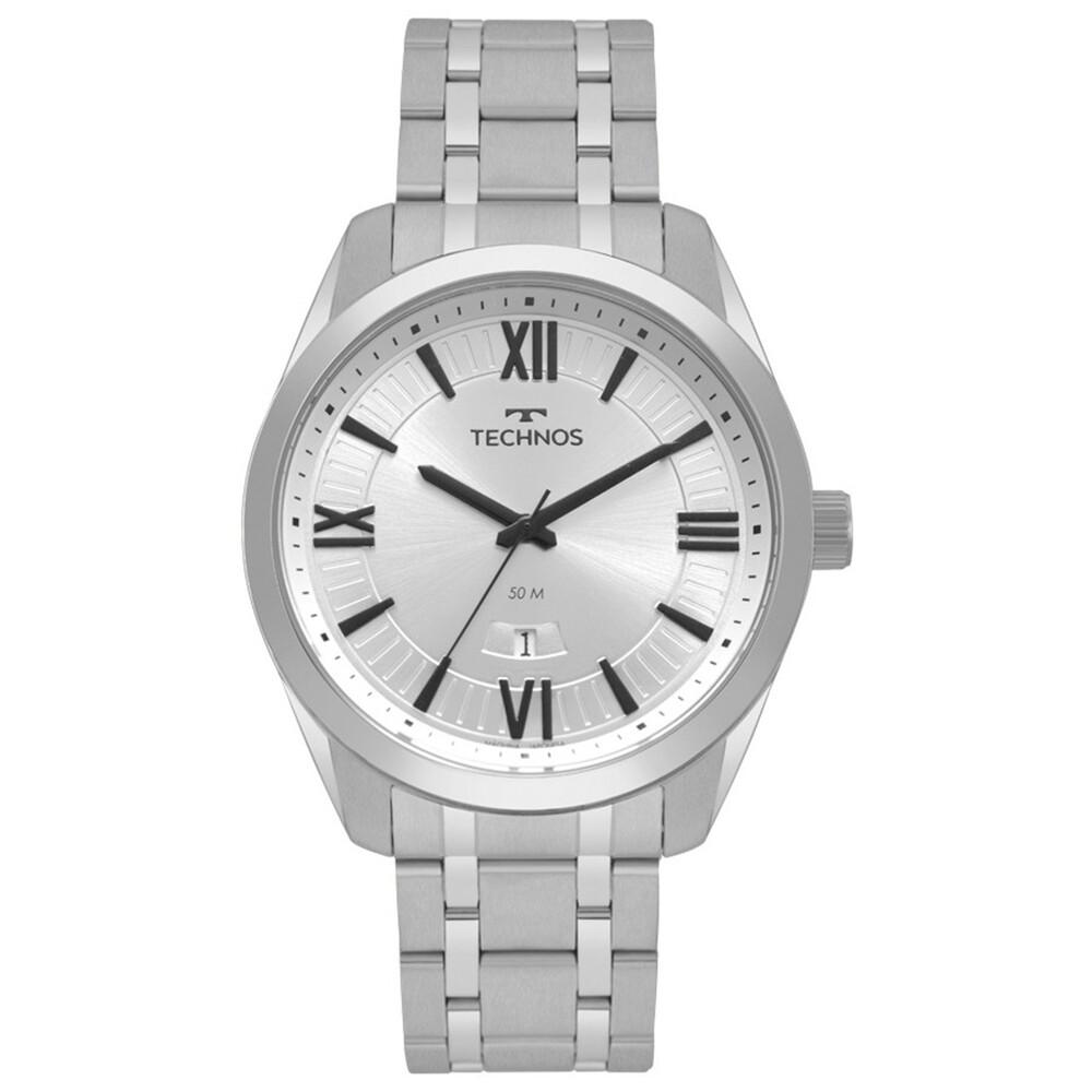 Relógio de Pulso Technos Steel Masculino 2115MSQ