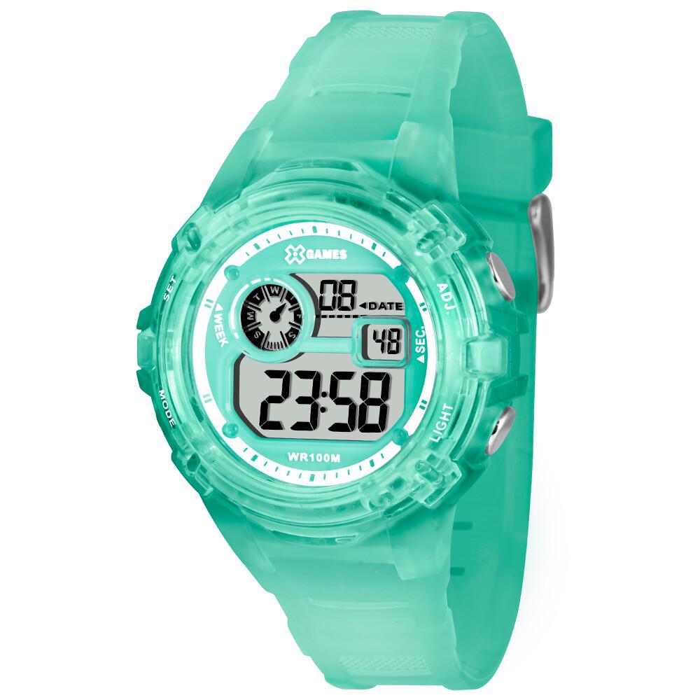 Relógio de Pulso X Games Infantil XFPPD042