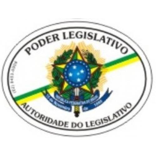 Adesivo de Para-Brisa para Autoridades e Servidores