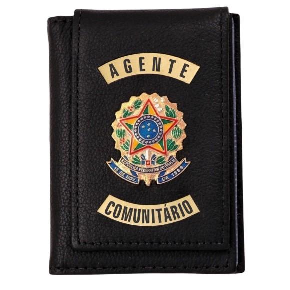 Carteira de Agente Comunitário