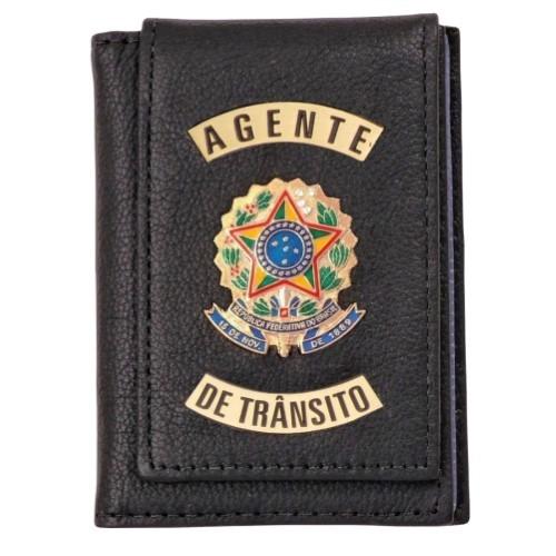 Carteira Antifurto Agente de Trânsito