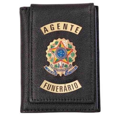 Carteira de Agente Funerário
