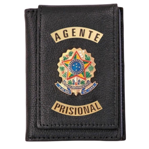 Carteira Antifurto Agente Prisional