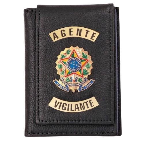 Carteira de Agente Vigilante