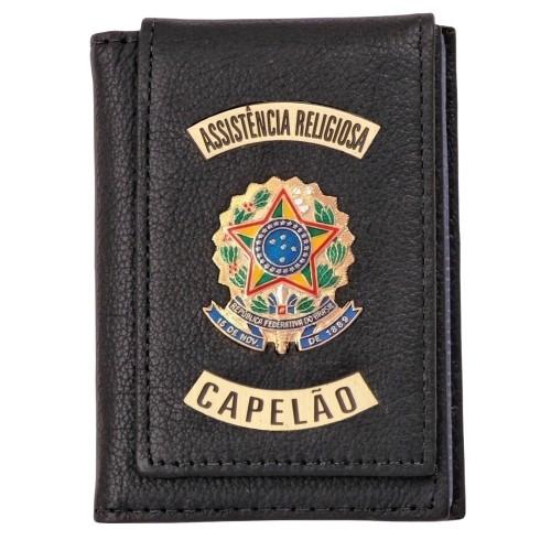 Carteira de Assistência Religiosa Capelão