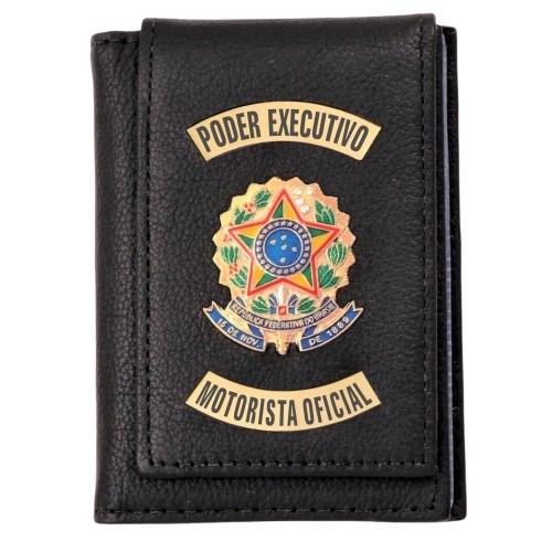 Carteira de Motorista Oficial do Executivo