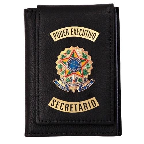 Carteira de Secretário Municipal