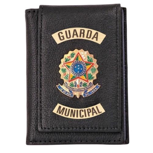 Carteira de Guarda Municipal