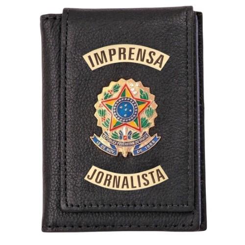 Carteira Antifurto Jornalista