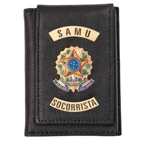 Carteira de Socorrista do Samu
