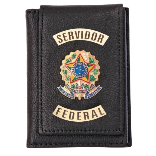 Carteira Antifurto Servidor Federal