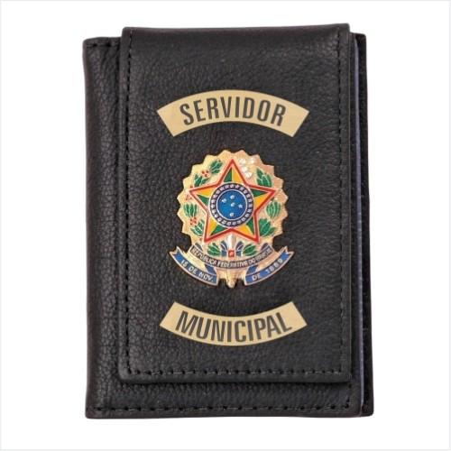 Carteira de Servidor Municipal