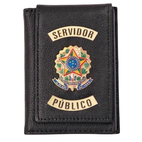 Carteira Antifurto Servidor Público