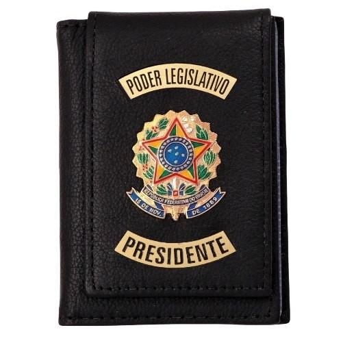 Carteira de Vereador Presidente da Câmara