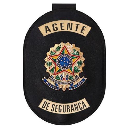 Distintivo de Agente de Segurança