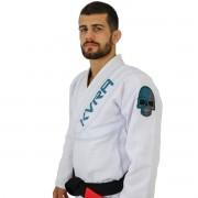 Kimono  Jiu-Jitsu Adulto Kvra Shadow - Branco