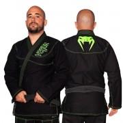 Kimono  Jiu-Jitsu Adulto Venum Competidor - Preto