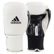 Luva Boxe Adidas Power 100 Colors - Branco