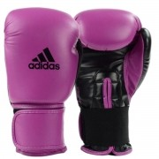 Luva Boxe Adidas Power 100 Colors - Rosa