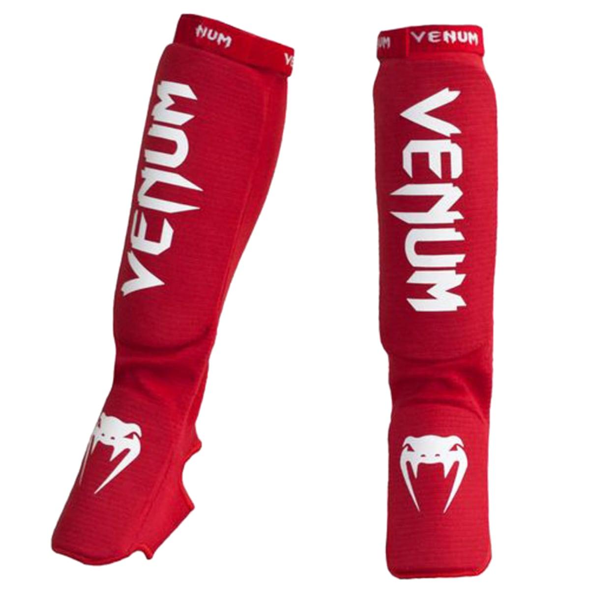 Caneleira Venum Kontact - Vermelho