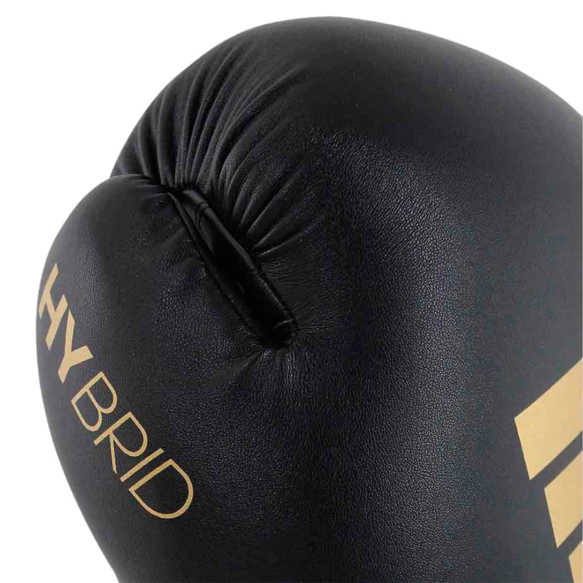 Luva Boxe Adidas Hybrid 100 - Dourada
