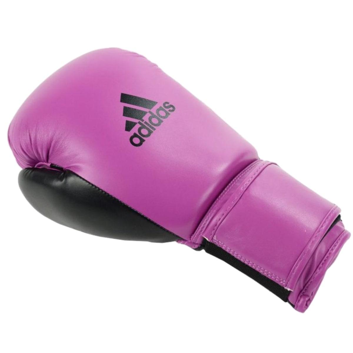 Luva Boxe Adidas Power 100 Colors - Rosa