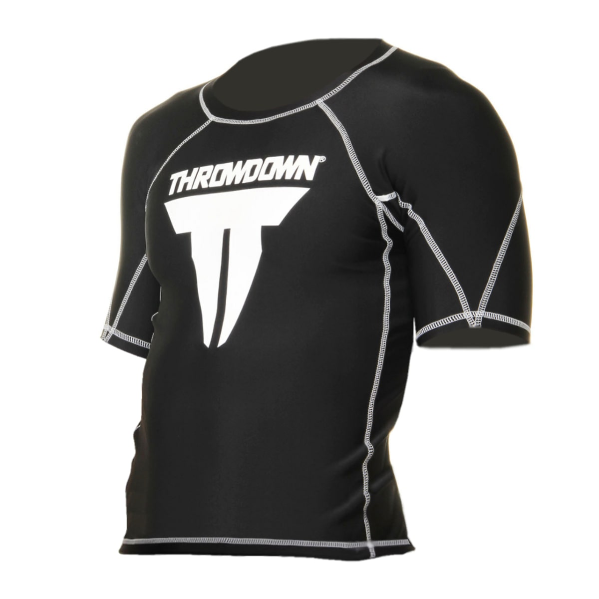 Rash Guard Throwdown Classic - Preto