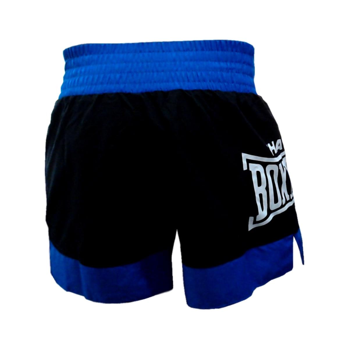 Short Rudel Thai Boxing MF - Azul