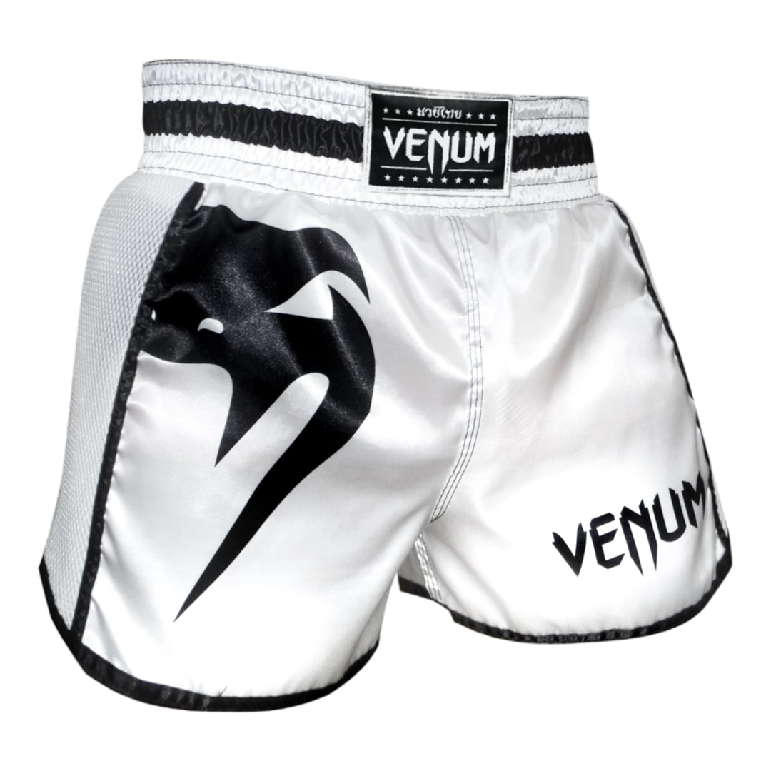 Short Venum Giant Spirit Sub - Branco