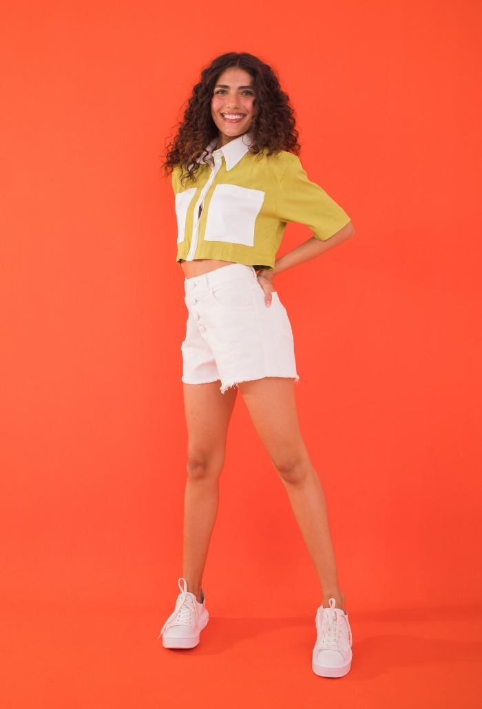 CAMISA CROPPED GUACO