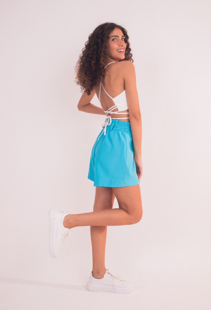 CROPPED ADELLE
