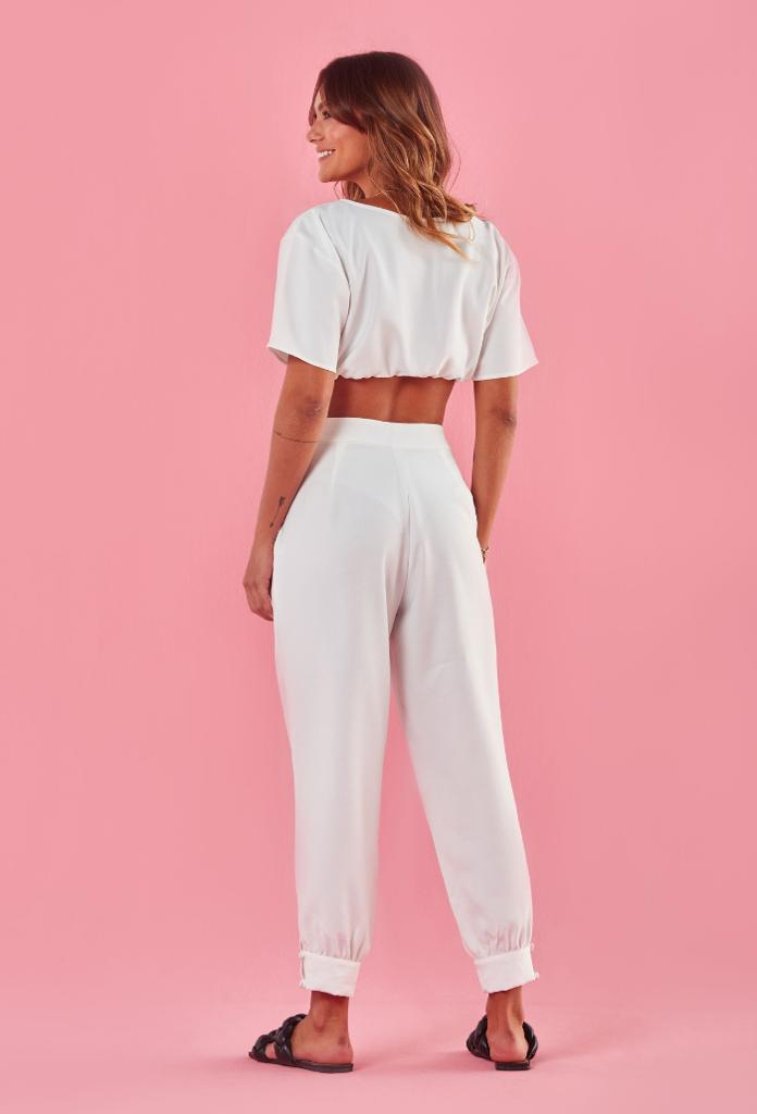 CROPPED LAVAND