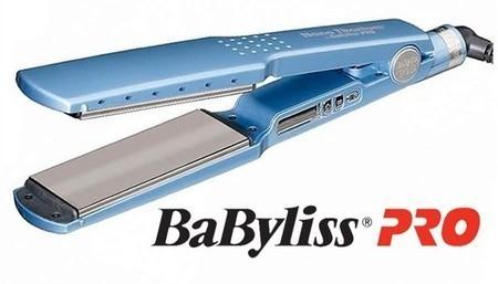 Prancha Nano Titanium Babyliss Pro 1 3/4´´ Larga 450º F/230 ºC 220v