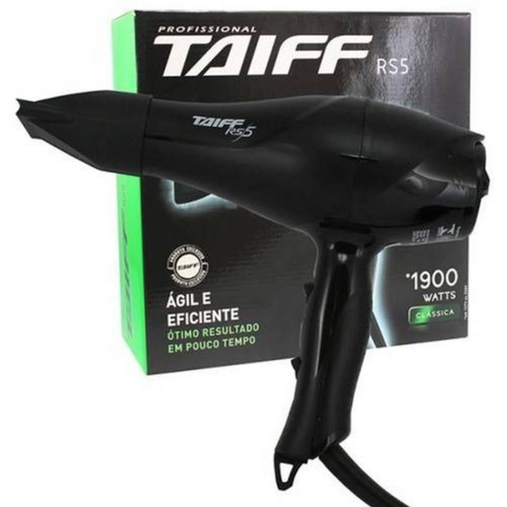 Secador Taiff Rs5 1900w - 220v
