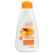 Hidratante Corporal Amor Aveia e Mel 500ml Ação Desodorante