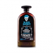 Muriel Black Barber Shampoo Anticaspa 3x1 250ml