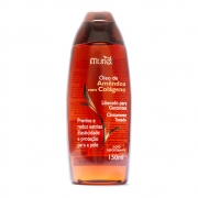 Óleo corporal de Amêndoas c/ Colágeno 150ml ação desodorante
