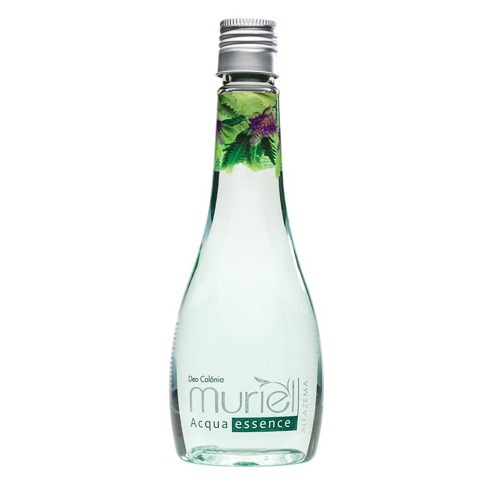 Muriel Água De Banho Perfume Acqua Essence Alfazema 250ml