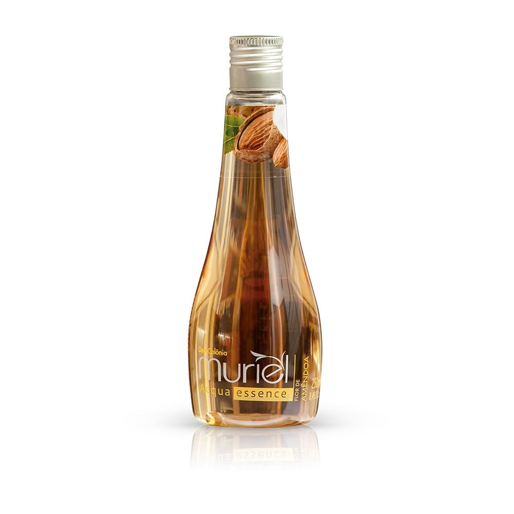 Muriel Água De Banho Perfume Acqua Essence Flor de Amêndoas 250ml