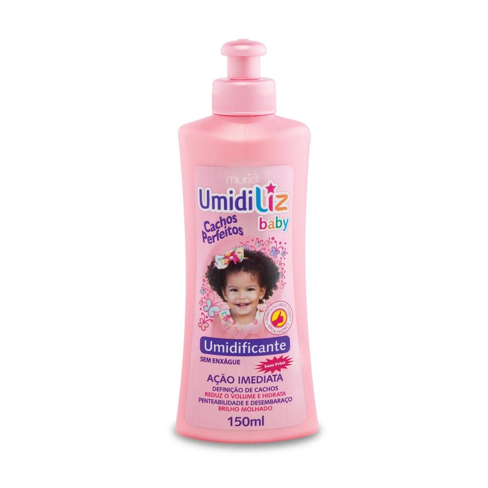 Muriel Ativador de Cachos Umidiliz Baby Menina 150ml
